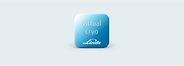 This is the icon for Linde´s Cryo App