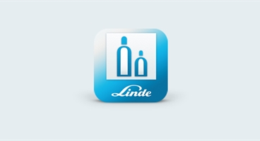 This is the icon for Linde´s Partner Distribution APP